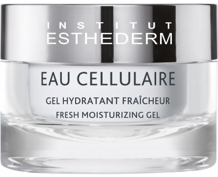 ESTHEDERM CELLULAR WATER FRESH MOISTURIZING GEL - gel s bunkovou vodou 50ml